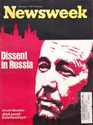 Newsweek Magazine February 1, 1971 Magazine
