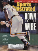 Sports Illustrated October 1, 1990 Magazine