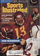 Sports Illustrated September 3, 1990 Magazine