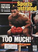 Sports Illustrated February 1, 1988 Magazine