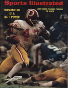 Sports Illustrated November 6, 1972 Magazine
