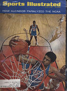 Sports Illustrated April 3, 1967 Magazine