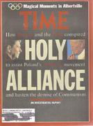 Time Magazine February 24, 1992 Magazine
