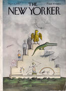 The New Yorker November 11, 1967 Vintage Magazine