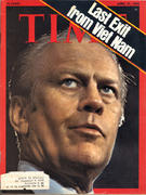 Time Magazine April 21, 1975 Magazine