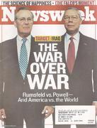 Newsweek Magazine September 16, 2002 Magazine