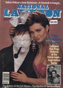 National Lampoon Magazine December 1988 Vintage Magazine