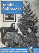 Model Railroader Magazine December 1948 Magazine