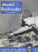 Model Railroader Magazine June 1949 Magazine