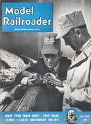Model Railroader Magazine July 1949 Magazine
