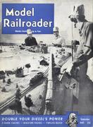 Model Railroader Magazine September 1949 Magazine