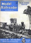 Model Railroader Magazine July 1950 Magazine