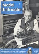 Model Railroader Magazine July 1951 Magazine