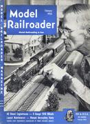 Model Railroader Magazine February 1952 Magazine