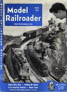 Model Railroader Magazine March 1952 Magazine