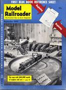 Model Railroader Magazine September 1955 Magazine