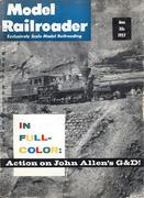 Model Railroader Magazine June 1957 Magazine