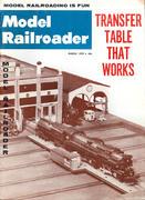 Model Railroader Magazine March 1959 Magazine