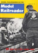 Model Railroader Magazine March 1960 Magazine