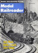 Model Railroader Magazine April 1960 Magazine