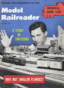 Model Railroader Magazine July 1960 Magazine