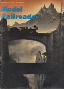 Model Railroader Magazine December 1961 Magazine