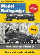 Model Railroader Magazine September 1962 Magazine