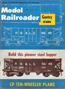 Model Railroader Magazine May 1963 Magazine
