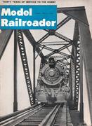 Model Railroader Magazine April 1964 Magazine