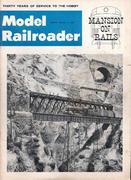 Model Railroader Magazine May 1964 Magazine
