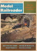 Model Railroader Magazine March 1965 Magazine