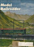 Model Railroader Magazine September 1965 Magazine