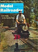 Model Railroader Magazine September 1968 Magazine