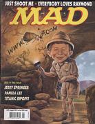 Mad Magazine August 1998 Magazine
