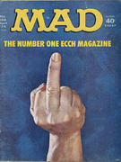 Mad Magazine April 1974 Vintage Magazine
