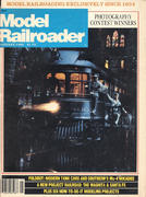 Model Railroader Magazine January 1982 Magazine
