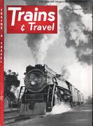 Trains & Travel Magazine June 1952 Magazine