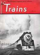 Trains Magazine April 1948 Magazine