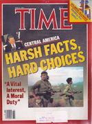 Time Magazine May 9, 1983 Magazine