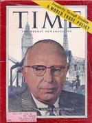 Time Magazine January 24, 1955 Magazine