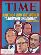 Time Magazine April 7, 1975 Magazine