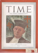 Time Magazine December 23, 1940 Magazine