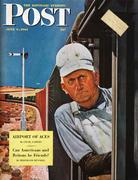 The Saturday Evening Post June 3, 1944 Magazine