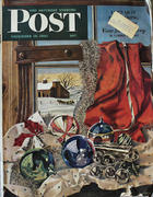 The Saturday Evening Post December 18, 1943 Magazine