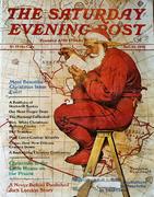 The Saturday Evening Post December 25, 1976 Magazine