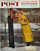 The Saturday Evening Post December 3, 1960 Magazine
