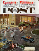The Saturday Evening Post May 19, 1962 Magazine