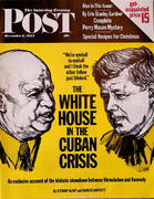 The Saturday Evening Post December 8, 1962 Magazine