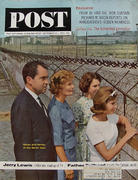 The Saturday Evening Post October 12, 1963 Magazine