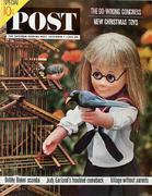 The Saturday Evening Post December 7, 1963 Magazine